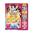 Princess Treasury Sound Book