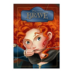 Disney Pixar Brave Book