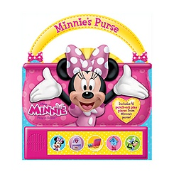 Minnie's Purse Sound Book