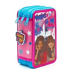 Shake It Up Filled Pencil Case