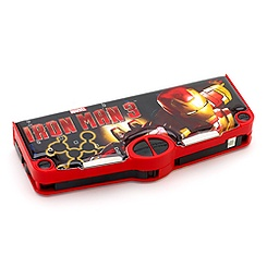 Iron Man Gadget Pencil Case