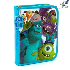 Monsters University Filled Pencil Case