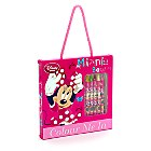 Minnie Mouse Colour And Carry Set