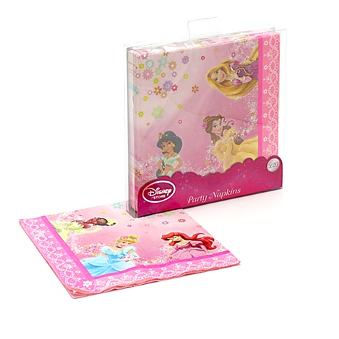 Disney Princess Party Napkins