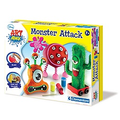 Art Attack Monster Attack Set