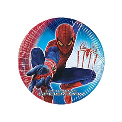 Spider-Man Party Plates