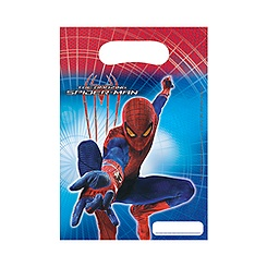 Spider-Man Party Bags
