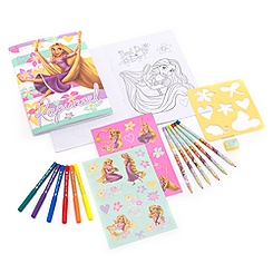 Rapunzel Fun on the Run Activity Set