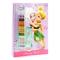 Fairies Activity Book