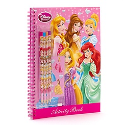 Disney Princess Activity Book