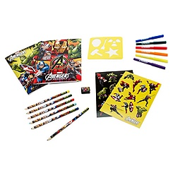 Avengers Fun on the Run Activity Pack