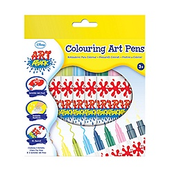 Art Attack Colouring Pens