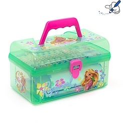 Rapunzel Tool Box Writing Set