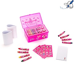 Minnie Mouse Tool Box Art Kit