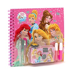 Disney Princess Summer Photo Album and Camera