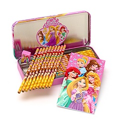 Disney Princess Pencil Tin
