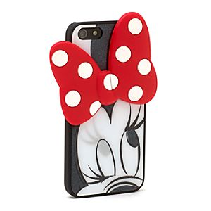 Minnie Mouse Red Mobile Phone Clip Case - Disney Gifts