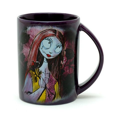 The Nightmare Before Christmas Classic Mug, Sally | Mugs | Disney ...