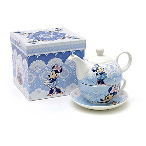 Parisien Tea For One