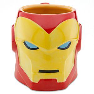 Marvel Iron Man 3D Mug - Iron Man Gifts