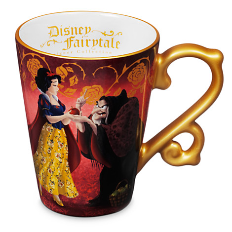 Disney Fairytale Designer Collection Mug, Snow White and the Hag