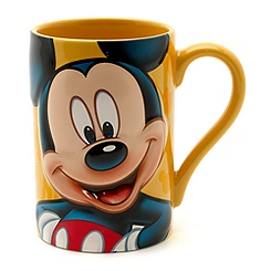 Mickey Mouse Large Character Mug