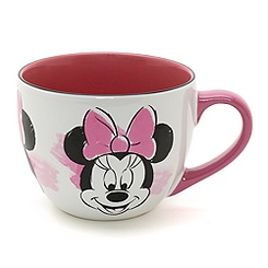 Minnie Mouse Faces Character Mug
