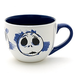 Jack Skellington Faces Character Mug
