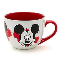Mickey Mouse Faces Character Mug
