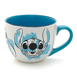 Stitch Faces Character Mug