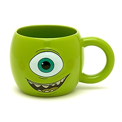Mike Big Face Character Mug
