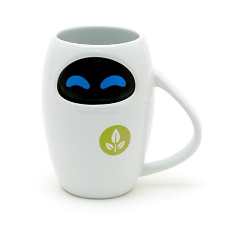 Eve 3d Mug Mugs Disney Store