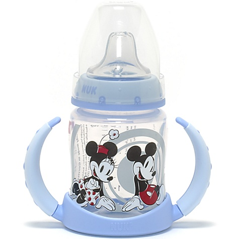 NUK Baby Boys Learner Bottle 6-18 Months