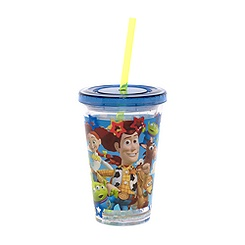 Toy Story Straw Waterfill Tumbler
