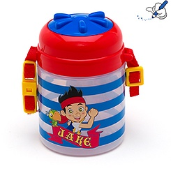 Jake and the Never Land Pirates Toddler Flask
