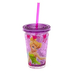 Fairies Waterfill Tumbler With Straw