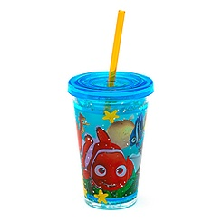 Finding Nemo Waterfill Tumbler With Straw