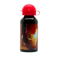Iron Man Aluminium Bottle