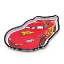 Disney Pixar Cars Lightning McQueen Melamine Plate