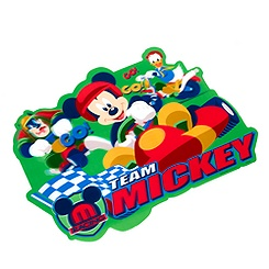 Mickey Mouse 3D Place Mat