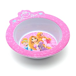 Disney Princess Melamine Bowl