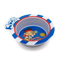 Jake and the Never Land Pirates Melamine Bowl