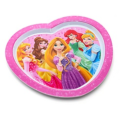 Disney Princess Melamine Plate