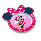 Minnie Mouse Melamine Plate