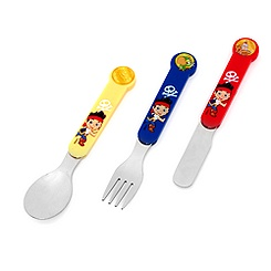 Jake and the Never Land Pirates Cutlery Set