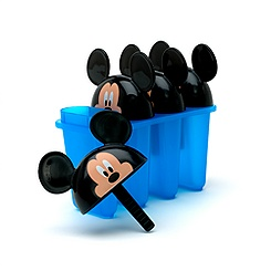 Mickey Mouse Ice Lolly Kit