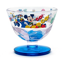Mickey Mouse Ice Cream Sundae Dish