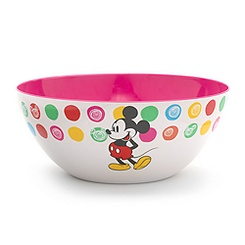 Mickey Mouse Picnic Salad Bowl