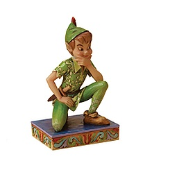 Peter Pan Champion Figurine