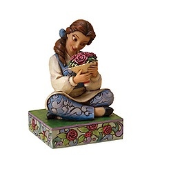 Jim Shore Disney Traditions Beautiful Belle Figurine